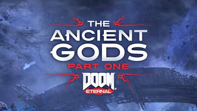 All Games Delta Doom Eternal Dlc The Ancient Gods Part One
